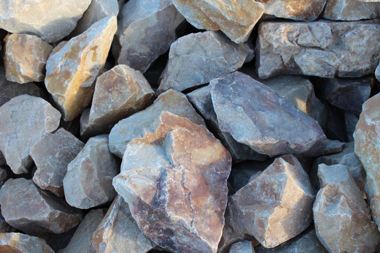 Boulder gallery low desert rock supply for Landscaping rocks quartz